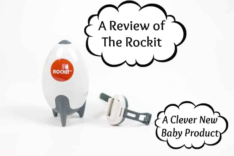 A Review of The Rockit, A Clever New Baby Product