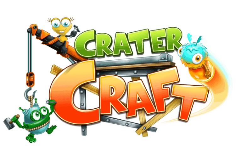 A Review of Crater Craft  A gaming app for iOS and Google Play