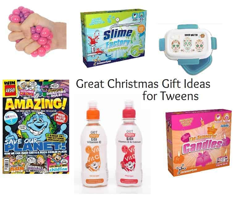 Great Christmas Gift Ideas for Tweens - Verily Victoria ...