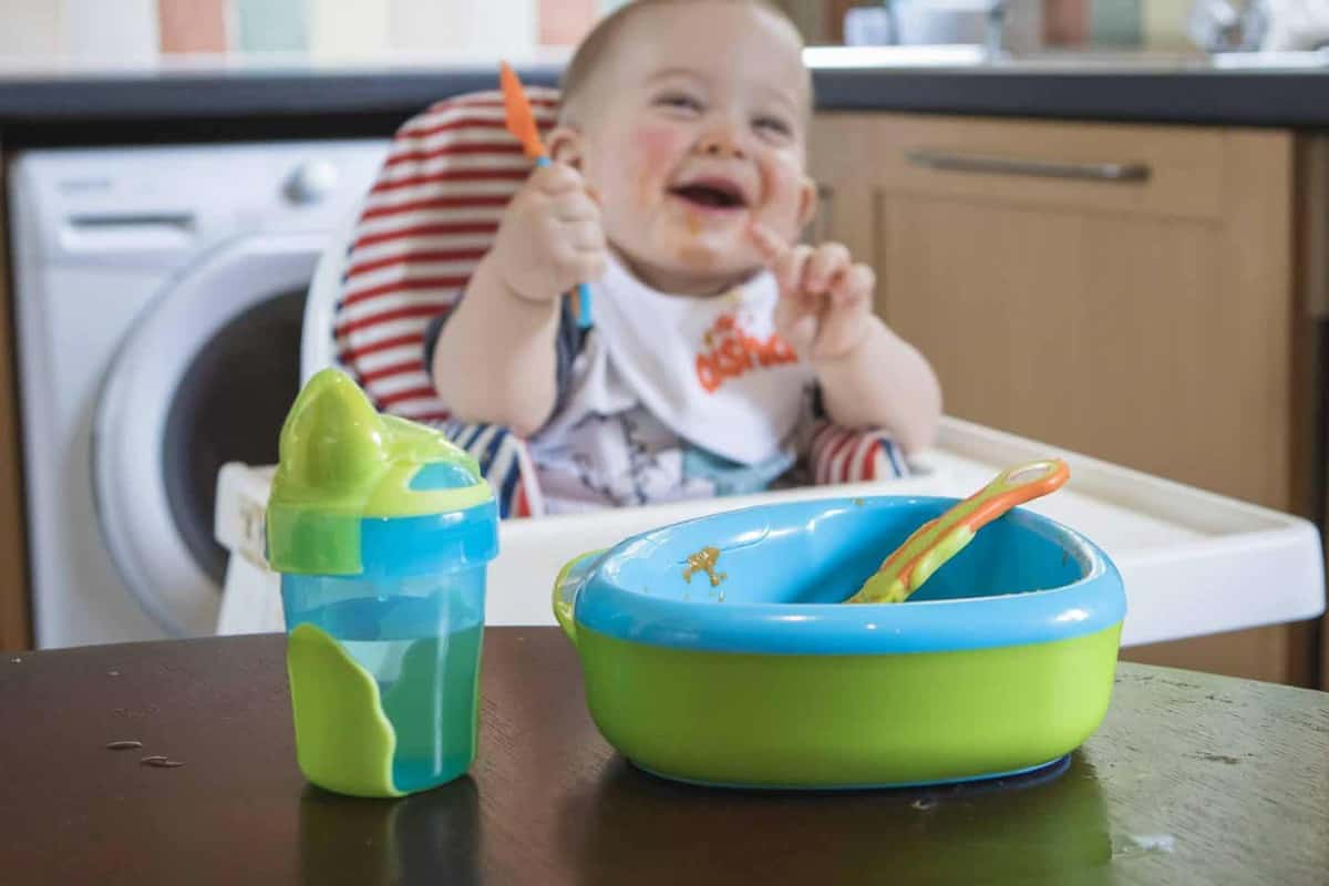 Making Weaning Easy with Vital Baby