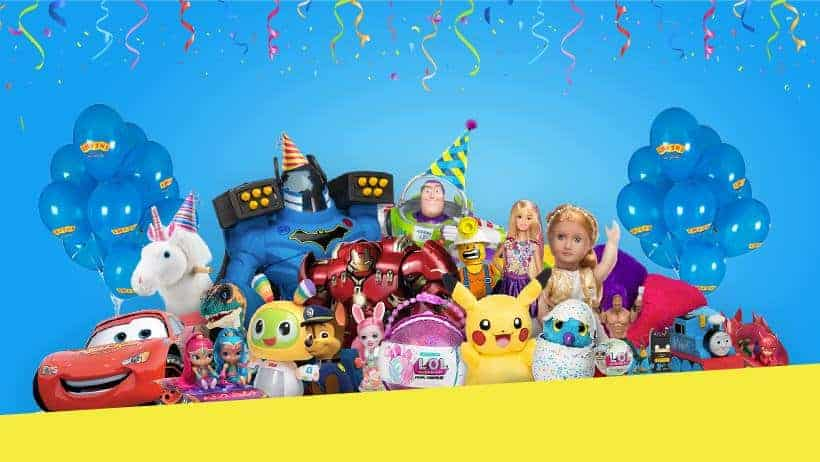 FREE Store Party Event at Smyths Toys