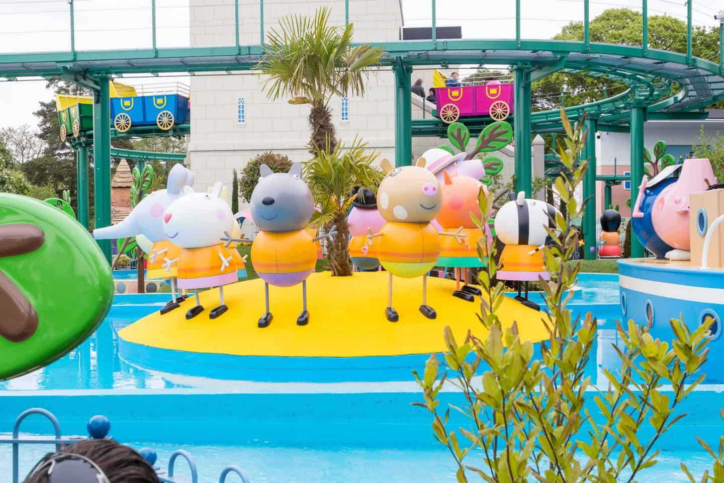 Peppa Pig World Open Two New Rides In Ma 2018