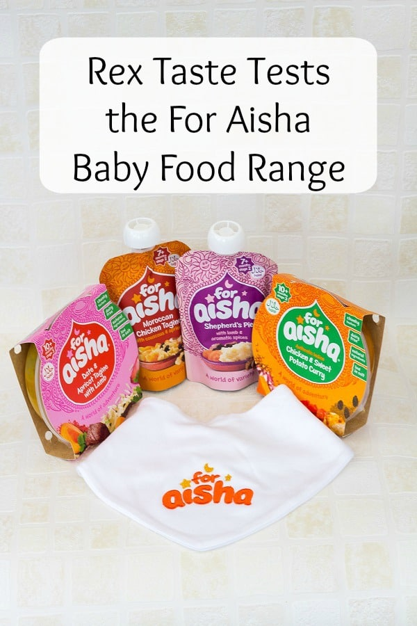 Rex Taste Tests The For Aisha Baby Food Range Cute Video