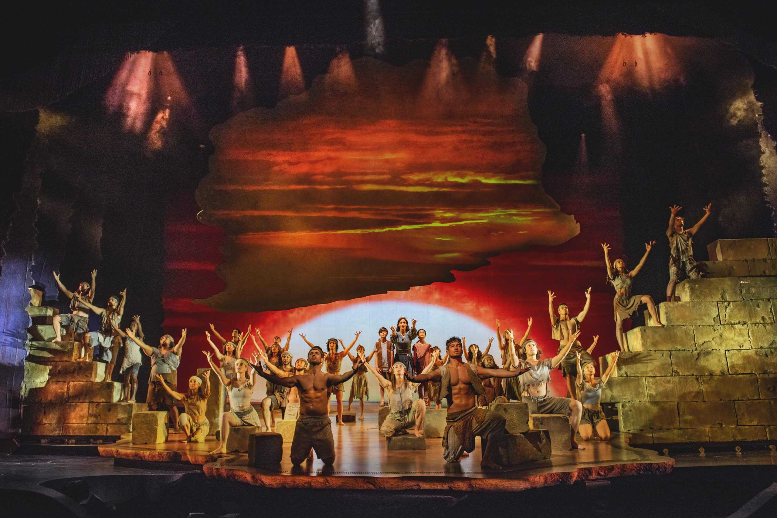 Review: The Prince of Egypt The Hit Musical